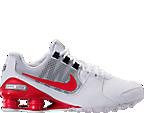 Men's Nike Shox Avenue Leather Running Shoes