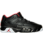 Boys' Preschool Air Jordan Retro 9 Low Basketball Shoes