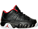 Boys' Toddler Air Jordan Retro 9 Low Basketball Shoes