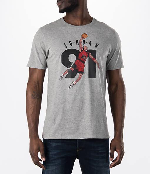 "Men 's Air Jordan 6 ""91"" T-Shirt"