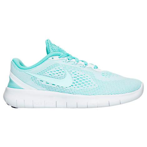 Girls' Grade School Nike Free RN Running Shoes