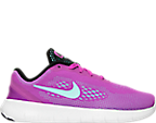 Girls' Preschool Nike Free RN Running Shoes