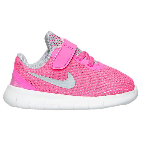 Girls' Toddler Nike Free RN Running Shoes