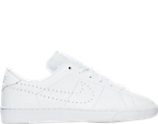 Boys' Grade School Nike Tennis Classic Premium Casual Shoes