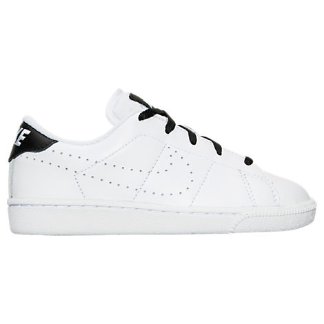 Boys' Preschool Nike Tennis Classic Premium Casual Shoes