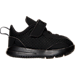 Right view of Boys' Toddler Jordan Reveal Basketball Shoes in Black/Black/Black Infrared 23