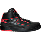 Boys' Grade School Air Jordan Retro 2 Basketball Shoes