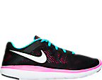 Girls' Grade School Nike Flex 2016 Running Shoes