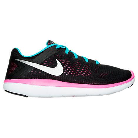 Girls' Grade School Nike Flex 2016 Running Shoes