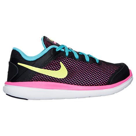 Girls' Preschool Nike Flex 2016 Running Shoes