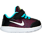 Girls' Toddler Nike Flex 2016 Running Shoes