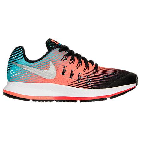 Boys' Grade School Nike Zoom Pegasus 33 Running Shoes