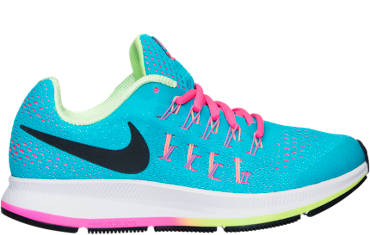 GIRLS' GRADESCHOOL NIKE ZOOM PEGASUS 33 (GS)