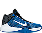 Boys' Grade School Nike Zoom Ascention Basketball Shoes
