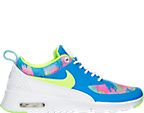 Girls' Grade School Nike Air Max Thea Print Running Shoes