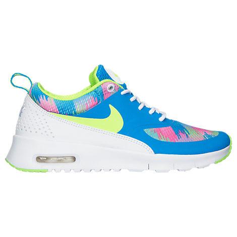 Girls' Grade School Nike Air Max Thea Print Running Shoes