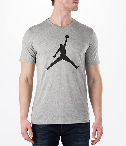 Men's Air Jordan Iconic Jumpman Logo T-Shirt