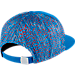 Back view of Kids' Nike S+ KD True Hat in Photo Blue