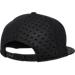 Back view of Kids' Nike LeBron S+ True Snapback Hat in Black