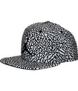 Jordan Reflective Elephant Print Snapback Hat