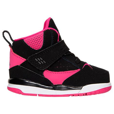 Girls' Toddler Jordan Flight 45 High Basketball Shoes