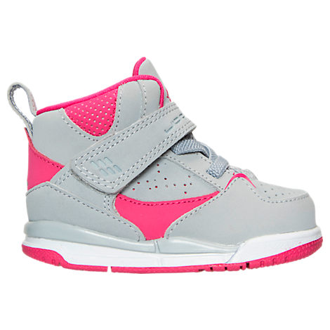 Girls' Toddler Jordan Flight 45 High Basketball Shoes