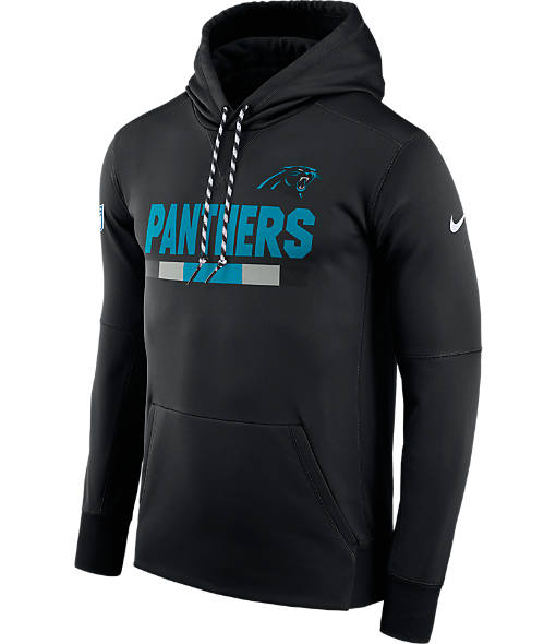 Men's Nike Carolina Panthers NFL Sideline Hoodie