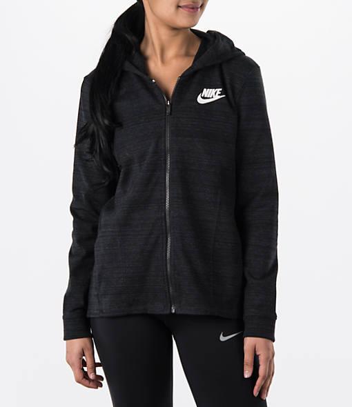 Women's Nike Advance Knit Full-Zip Jacket