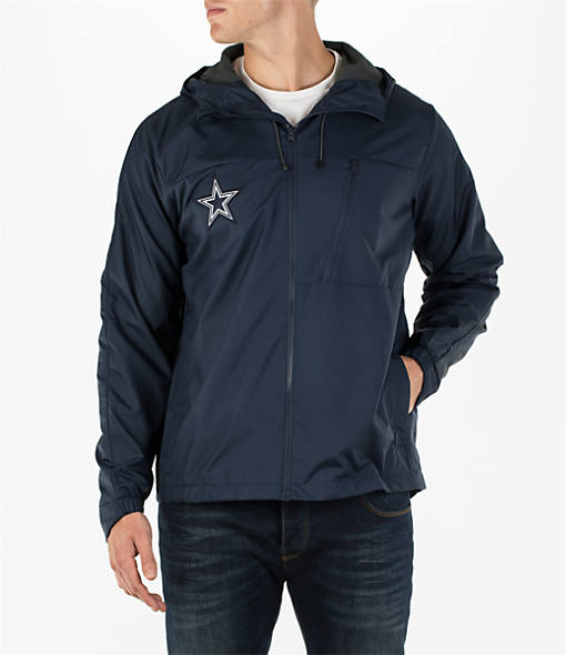 Men's Nike Dallas Cowboys NFL AV15 Winger Jacket