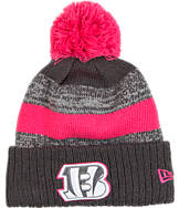 New Era Cincinnati Bengals NFL 2016 Breast Cancer Awareness Sport Knit Hat