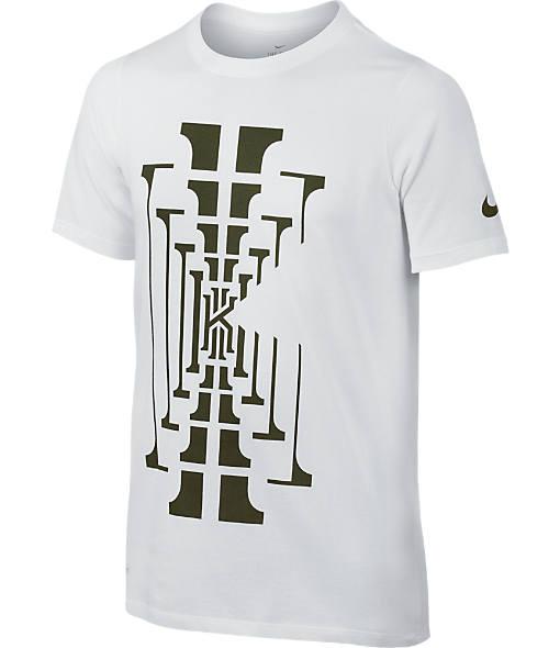 Boys' Nike Kyrie Logo T-Shirt