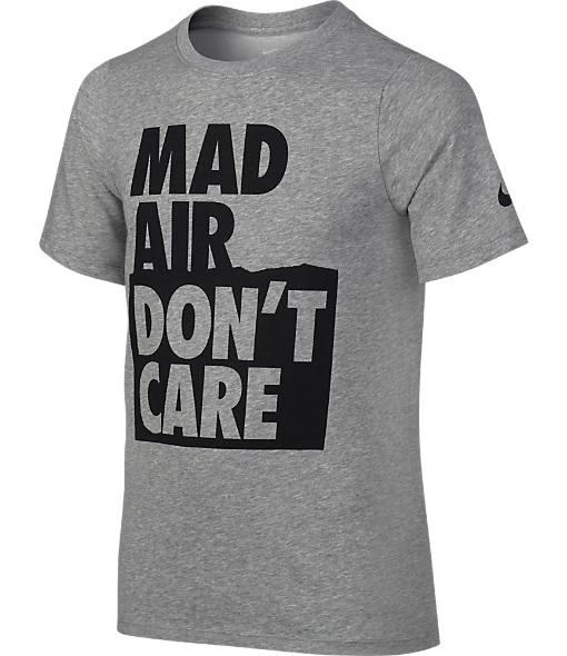 Boys' Nike Mad Air T-Shirt