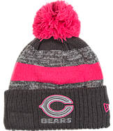 New Era Chicago Bears NFL 2016 Breast Cancer Awareness Sport Knit Hat