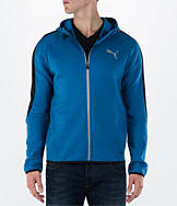 Men's Puma Proknit Full-Zip Hoodie