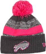 New Era Buffalo Bills NFL 2016 Breast Cancer Awareness Sport Knit Hat