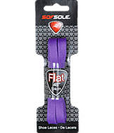SofSole 45 inch Purple Flat Lace