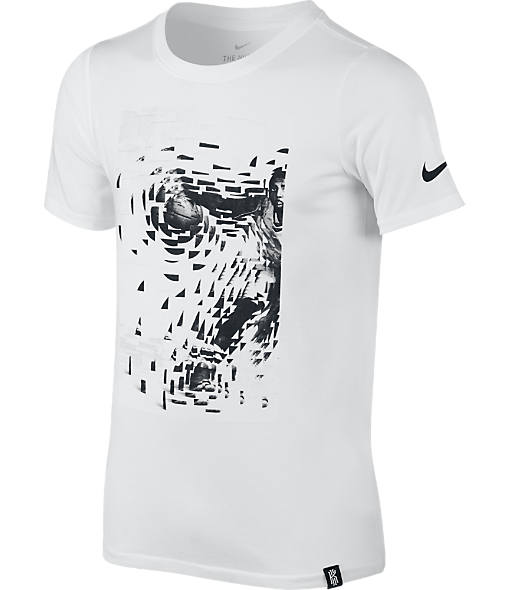 Boys' Nike Kyrie Collage T-Shirt