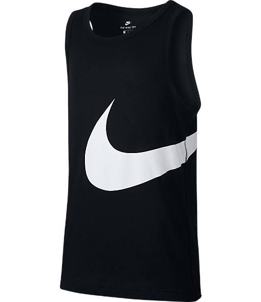 Boys' Nike Oversized Swoosh Tank