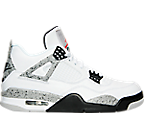 Men's Air Jordan Retro 4 OG Basketball Shoes
