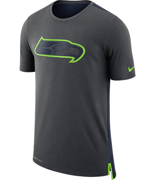 Men's Nike Seattle Seahawks NFL Mesh Travel T-Shirt