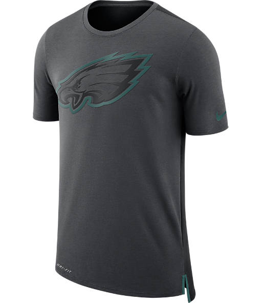 Men's Nike Philadelphia Eagles NFL Mesh Travel T-Shirt