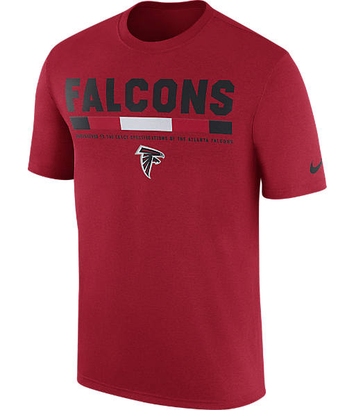 Men's Nike Atlanta Falcons NFL Legend Staff T-Shirt