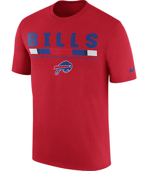 Men's Nike Buffalo Bills NFL Legend Staff T-Shirt