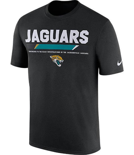 Men's Nike Jacksonville Jaguars NFL Legend Staff T-Shirt