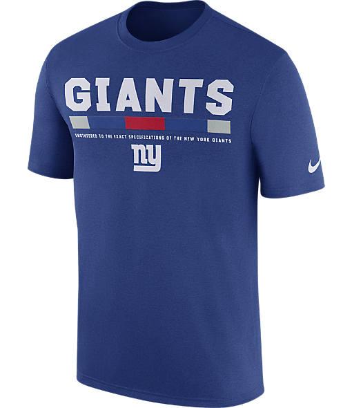 Men's Nike New York Giants NFL Legend Staff T-Shirt