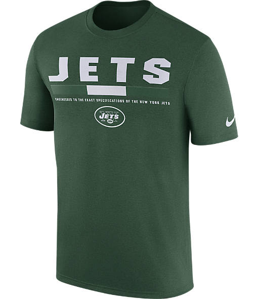 Men's Nike New York Jets NFL Legend Staff T-Shirt