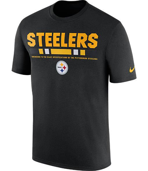 Men's Nike Pittsburgh Steelers NFL Legend Staff T-Shirt