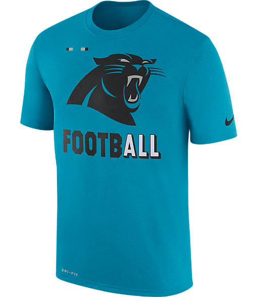 Men's Nike Carolina Panthers NFL Legend Onfield T-Shirt