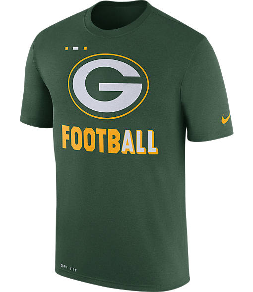 Men's Nike Green Bay Packers NFL Legend Onfield T-Shirt
