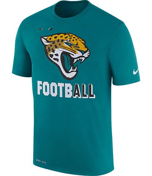 Men's Nike Jacksonville Jaguars NFL Legend Onfield T-Shirt